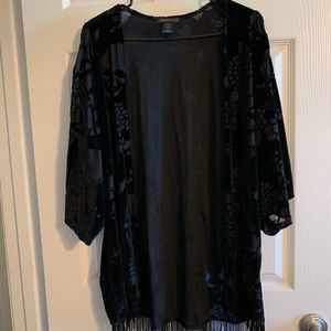 89d040dbb1e Hot Topic Kimono by Midnight Hour Size M